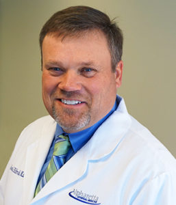 portrait of Jason Holbrook, MD | Alpharetta Internal Medicine